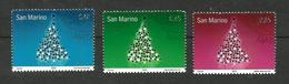 Saint-Marin N°2254 à 2256 - Saint-Marin