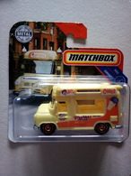 Matchbox Ice Cream King - Matchbox (Mattel)
