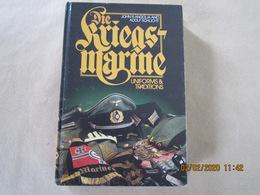 Livre Die Kriegsmarine Allemand - Equipement