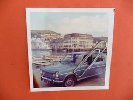 Auto Rétro Voiture ) Photo Originale - Simca 1100 7 Cv - Automobiles