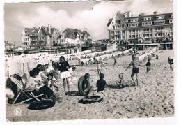 B-7612  De Haan Aan ZEE : Strand - De Haan