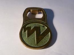 Ouvre Bouteille Bronze , Max Le Verrier , Pour EDF - Bronzen