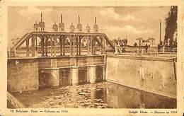 CPSM - Belgique - Yser - Ecluse De 1914 - Nieuwpoort