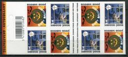Belgien Mi# 3373-4 Booklet Postfrisch MNH - Halloween - Belgique