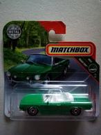 Matchbox Volkswagen Type 34 Karmann Ghia - Matchbox (Mattel)