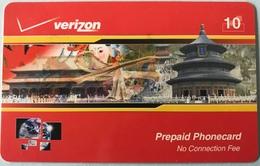 GUAM  -  Prepaid  -  VERIZON  10 - Guam