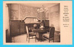 Salle à Manger Exécutée Par La MAISON NOE 98 Boulev. Du Hainaut, TOURNAI - Negozi