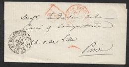 1860 LSC PARIS DE CONTRA SEINGES - T.À.D 4e DISTon J 1h 30 Min - 1849-1876: Classic Period
