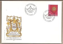 Svizzera - Busta Con Annullo Speciale: Giornata Del Francobollo - 1980 - Storia Postale