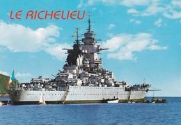 LE RICHELIEU - Guerre