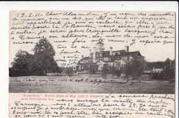 CPA Etats Unis FL - Dungeness - Winter Home Of Mrs.Lucy C. Carnegie :  Achat Immédiat - (cd026 ) - Andere