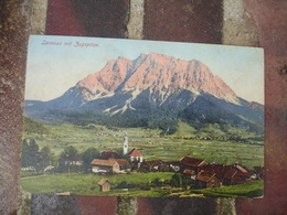 Autiche Lermmoz Mit Zugspitze  Tyrol - Andere