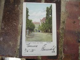 Deutscher Gruss Aus Graz 1905 - Graz