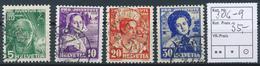 SCHWEIZ / SUISSE  -  1936  ,  Pro Juventute - Oblitérés
