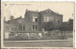 BOUSVAL - Ecoles Et Maison Communale (Genappe) 1954 - Genappe