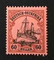 DEUTSCH OSTAFRIKA  - 1906 - Yvert 37 - NEUF SANS CHARNIERE ** MNH - Cote 105 EUR - Kolonie: Deutsch-Ostafrika