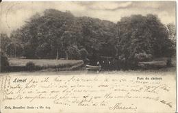 LIMAL - Parc Du Château 1903 - Wavre
