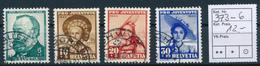 SCHWEIZ / SUISSE  -  1940  ,  Pro Juventute - Oblitérés