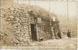 68 . Haut Rhin :le Vieil Armand . Hartmannswillerkopf . Poste De Secours Harmsburg . - France
