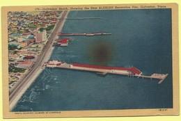 0494 - USA - TEXAS - GALVESTON BEACH - RECREATION PIER - Galveston