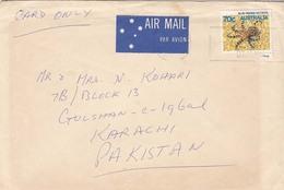 Australia Cover To Pakistan (A-5900) - Briefe U. Dokumente