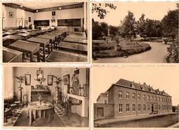 Burst Bij Erpe Mere Institut Instituut   Zusters Franciscanen Soeurs Franciscaines 14 Stuks/pcs - Erpe-Mere