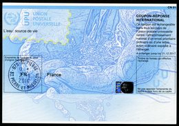 SAINT PIERRE ET MIQUELON  International Reply Coupon / Coupon Réponse International - Postal Stationery