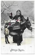 Père Noel Joyeux Noel Poupée Jouets Ane V.O 672 - Santa Claus