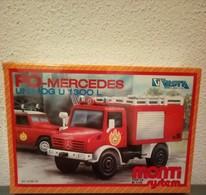 PO - Mercedes Unimog U 1300 L Monti System 1/46 - Autres