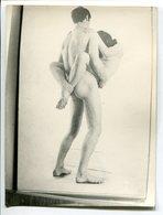 RUS* Soviet Erotica. Poses Of Love. Nude. Feminine. Male.6 - Foto