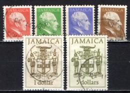 JAMAICA - 1987 - Prime Ministers - USATI - Giamaica (1962-...)