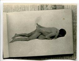 RUS* Soviet Erotica. Poses Of Love. Nude. Feminine. Male. 13 - Foto