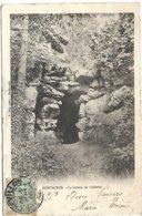 L170A_540 - Fontaines - La Grotte De Châtelet - Carte Précurseur - Frankreich