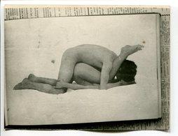 RUS* Soviet Erotica. Poses Of Love. Nude. Feminine. Male. 14 - Foto