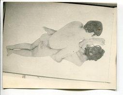 RUS* Soviet Erotica. Poses Of Love. Nude. Feminine. Male. 16 - Foto