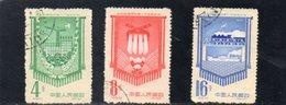 CHINE 1958 O - 1949 - ... République Populaire