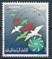 °°° ALGERIA ALGERIE - Y&T N°835 - 1985 °°° - Algeria (1962-...)