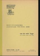 903/30 -- LIVRE/BOEK WEFIS Nr 26 - Brievenvervoer OOSTENDE - VEURNE 1846 , 20 Blz ,1980 , Door Hugo Van De Veire - Philatelie Und Postgeschichte