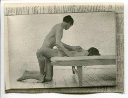 RUS* Soviet Erotica. Poses Of Love. Nude. Feminine. Male. 19 - Foto