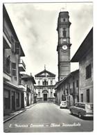 3039 - S MAURIZIO CANAVESE TORINO CHIESA PARROCCHIALE 1973 - Altre Città