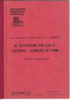 905/30 -- LIVRE/BOEK WEFIS Nr 28 -  Postwissels En Postbons , 113 Blz ,1981 , Door Hugo Van De Veire - Philatelie Und Postgeschichte