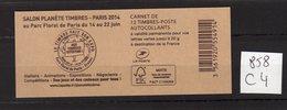 Carnet Marianne De CIAPPA Lettre VERTE N° 858 C4 - Carnets