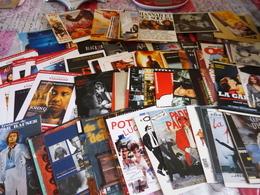 LOT DE 120 CARTES AFFICHES DE FILM ...CINEMA (dont 1 Quinzaine  Gaumont) - Cartes Postales
