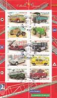 F 63 Oblitéré Rond (2003)  Collections  Jeunesse Véhicules Utilitaires - Blocchi & Foglietti