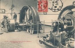 Lille EC ICAM La Machine à Vapeur 1906 TBE - Lille