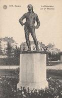 Antwerpen Standbeeld Voor Havenarbeid ??? - Antwerpen