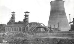 Hornaing-centrale Mine - France