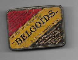 Boite Belgoids Pastille Digestive Contre Toux Rhumes Bronchites - Dozen