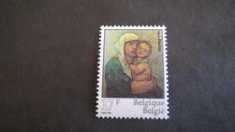 Timbre Ancien Vendu à 20% De Sa Valeur Catalogue Cob 2063** - Unused Stamps