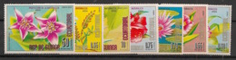 Guinée  équatoriale - 1976 - N°Mi. 980 à 986 - Fleurs - Neuf Luxe ** / MNH / Postfrisch - Guinée Equatoriale